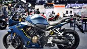 2019 Honda Cbr650r Blue Thai Motor Expo Left