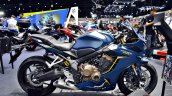2019 Honda Cbr650r Blue Thai Motor Expo Right Side