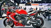 2019 Honda Cbr650r Red Thai Motor Expo Left