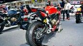 2019 Honda Cbr650r Red Thai Motor Expo Rear Right