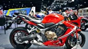 2019 Honda Cbr650r Red Thai Motor Expo Right Side