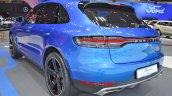 2019 Porsche Macan 2018 Thai Motor Expo Images Rea