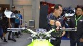 Benelli 302s Handlebar Thai Motor Expo 2018