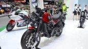 Benelli Leoncino 500 Front Left Quarter Thailand M
