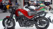 Benelli Leoncino 500 Left Side Profile Thailand Mo