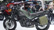 Benelli Leoncino 500 Trail Left Side Profile Thail