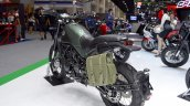 Benelli Leoncino 500 Trail Rear Left Profile Thail