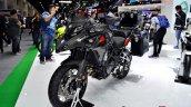 Benelli Trk 502x Thai Motor Expo Front Left Quarte