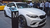 Bmw M2 Competition 2018 Thai Motor Expo Images Fro