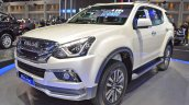 Isuzu Mu X Facelift 2018 Thai Motor Expo Images Fr