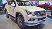 Isuzu Mu X Facelift 2018 Thai Motor Expo Images Fr