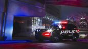 All New Ford Police Interceptor Utility Front Thre