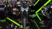 2019 Kawasaki Z250 Front Profile At Thai Motor Exp