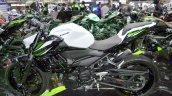 2019 Kawasaki Z250 Left Side Profile At Thai Motor