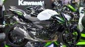 2019 Kawasaki Z250 Side Profile At Thai Motor Expo