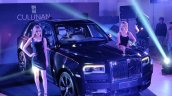 Rolls Royce Cullinan India Front Three Quarters 2