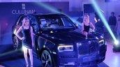 Rolls Royce Cullinan India Front Three Quarters 2