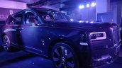 Rolls Royce Cullinan India Front Three Quarters