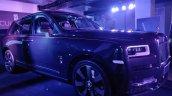 Rolls Royce Cullinan India Front Three Quarters