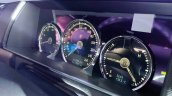 Rolls Royce Cullinan India Interior Instrument Clu