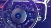 Rolls Royce Cullinan India Interior Steering Wheel
