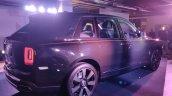 Rolls Royce Cullinan India Rear Three Quarters