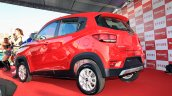 Taiwanese Spec Mahindra Kuv100 Rear Three Quarters