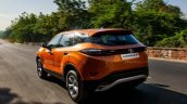 Tata Harrier Media Drive Jodhpur Rear Three Quarte