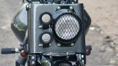 Modified Royal Enfield Classic 500 Strom Shadow By
