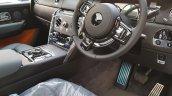 Rhd Rolls Royce Cullinan Interior
