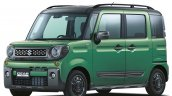 Suzuki Gear Spacia Green