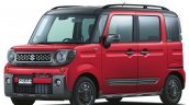 Suzuki Gear Spacia Red