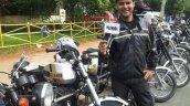 Yezdi Roadking 250 By Vishal Agarwal 9