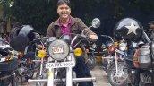 Yezdi Roadking 250 By Vishal Agarwal Front