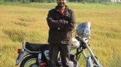 Yezdi Roadking 250 By Vishal Agarwal Right Side Wi
