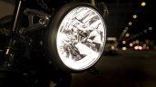 2019 Triumph Speed Twin Front Headlight