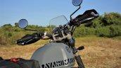 Royal Enfield Himalayan Scrambler Modified Fuel Ta