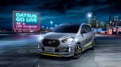 Datsun Go Live Front Three Quarters Left Side