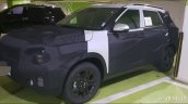 Kia Tusker Production Kia Sp Concept Front Three Q