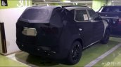 Kia Tusker Production Kia Sp Concept Rear Three Qu