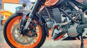 Ktm 125 Duke Front Disc Brake Abs