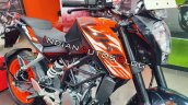 Ktm 125 Duke Front Right