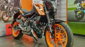 Ktm 125 Duke Front Right Quarter