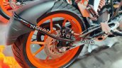 Ktm 125 Duke Rear Disc Brake Abs