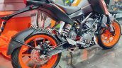 Ktm 125 Duke Rear Right Quarter