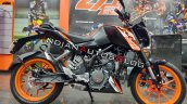 Ktm 125 Duke Right Side Profile