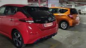 Nissan Leaf And Nissan Note E Power India Spy Shot