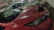 Nissan Leaf Charging India Spy Shot