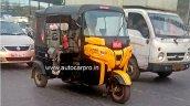 2019 Bajaj Re 3 Wheeler Facelift