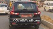 Maruti Ertiga 1 5 Diesel With 6 Speed Mt Rear Spy
